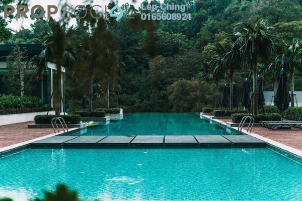 For Rent Condominium at Inwood Residences, Pantai Freehold Semi Furnished 2R/2B 2.4k