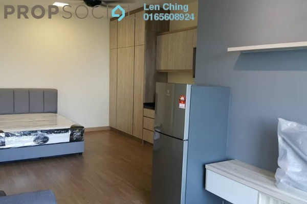 For Rent Condominium at Saville @ Cheras, Cheras South Freehold Fully Furnished 0R/1B 1.5k