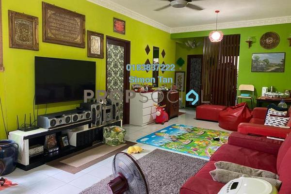 For Sale Apartment at Puchong Utama Court 1, Bandar Puchong Utama Freehold Fully Furnished 3R/2B 180k