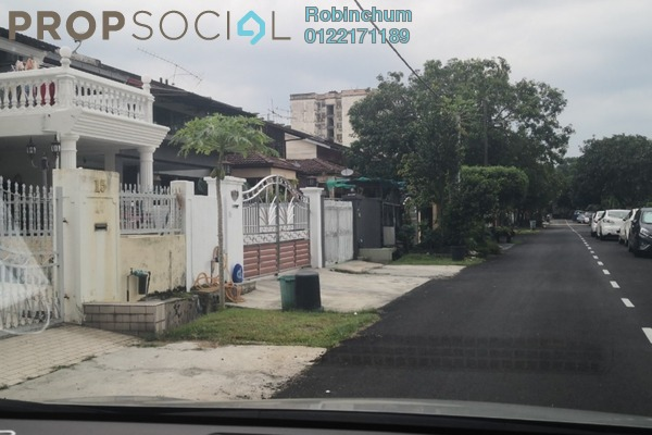 Terrace For Sale in Taman Suria Jaya, Cheras South Freehold Unfurnished 4R/3B 545k