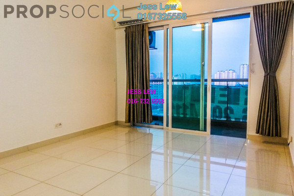 For Rent Condominium at Royal Regent, Dutamas Freehold Semi Furnished 3R/2B 1.7k