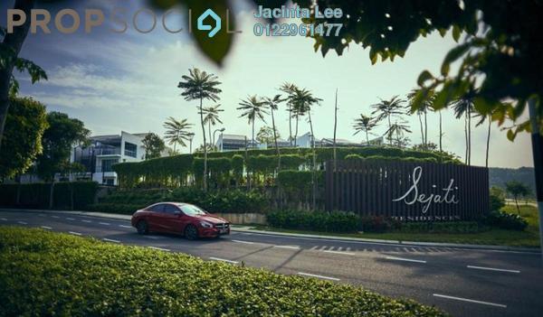 Bungalow For Sale in Sejati Residences, Cyberjaya Freehold Semi Furnished 7R/8B 2.24m