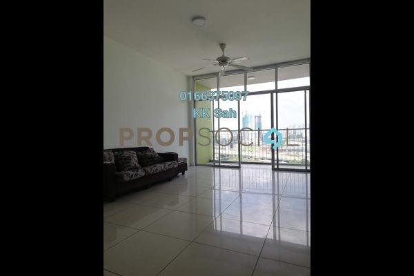 For Sale Condominium at Midfields, Sungai Besi Leasehold Semi Furnished 3R/2B 498k