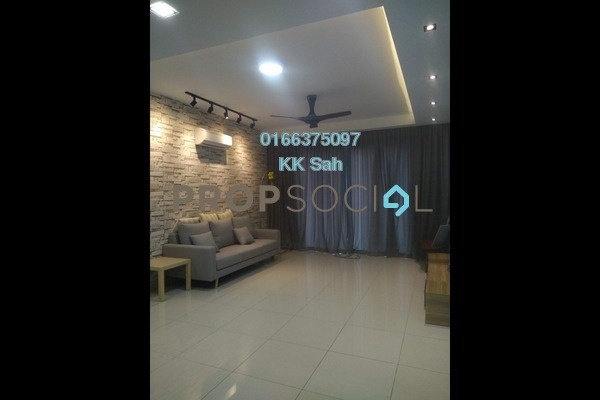 For Sale Condominium at You City, Batu 9 Cheras Freehold Fully Furnished 4R/3B 749k