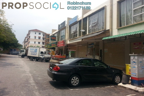 Shop For Sale in Taman Perkasa, Hulu Langat Freehold unfurnished 0R/2B 555k