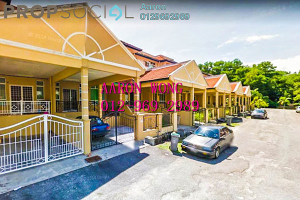 Link For Sale in Taman Dahlia, Bukit Beruang Freehold Semi Furnished 5R/3B 400k