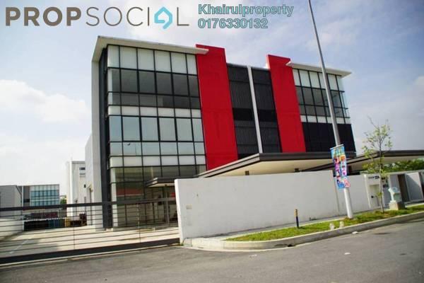 Factory For Rent in Seksyen 9, Bandar Baru Bangi Freehold Unfurnished 1R/1B 10k