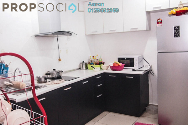 Duplex For Sale in The Scott Soho, Old Klang Road Freehold Semi Furnished 2R/2B 690k