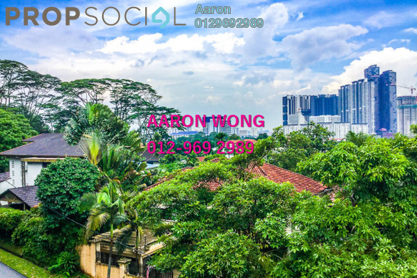 Condominium For Sale in Desa Ukay, Ukay Freehold Semi Furnished 3R/2B 699k