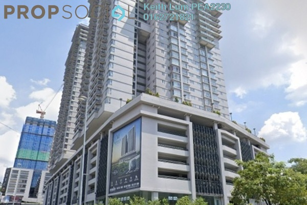 For Sale Condominium at Maxim Residences, Cheras Freehold Unfurnished 2R/2B 390k