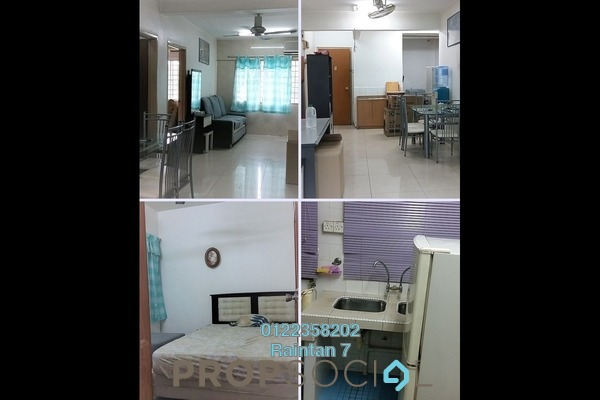 Apartment For Rent in Iris Apartment, Taman Desa Freehold Fully Furnished 2R/1B 950translationmissing:en.pricing.unit