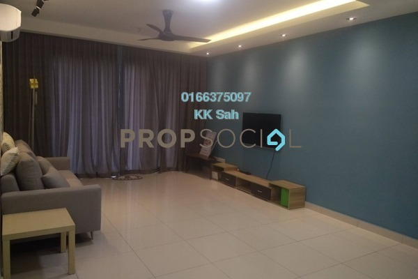 For Sale Condominium at You Vista @ You City, Batu 9 Cheras Freehold Fully Furnished 4R/3B 749k
