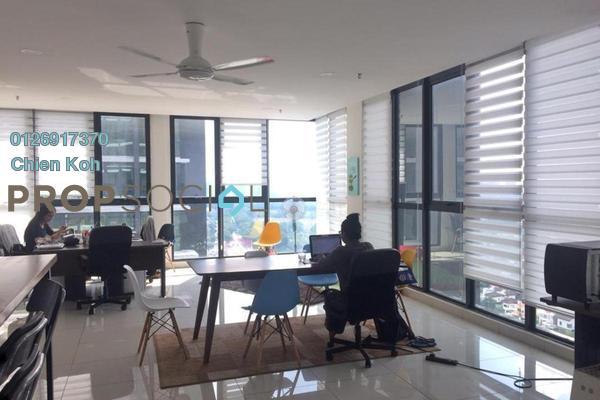 For Sale Office at Atria SOFO Suites, Damansara Jaya Freehold Semi Furnished 1R/1B 570k