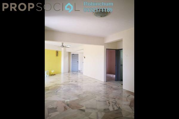 Duplex For Sale in Bukit Pandan 2, Pandan Perdana Freehold Semi Furnished 4R/4B 556k