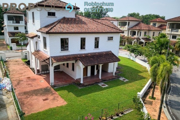 For Sale Bungalow at Polo Club, Kota Damansara Freehold Semi Furnished 4R/5B 3m