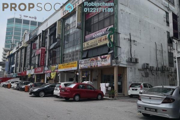 For Rent Shop at Taman Sungai Besi Indah, Seri Kembangan Freehold Unfurnished 0R/2B 4k
