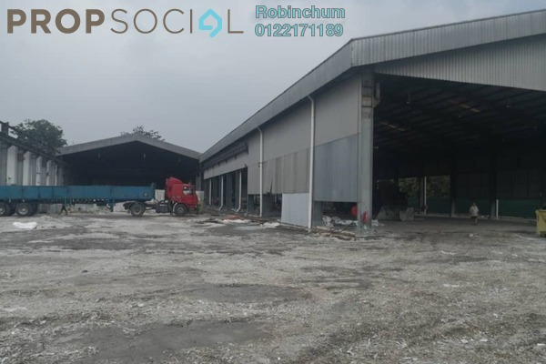 Factory For Rent in Beranang Industrial Park, Semenyih Freehold Semi Furnished 0R/2B 130k