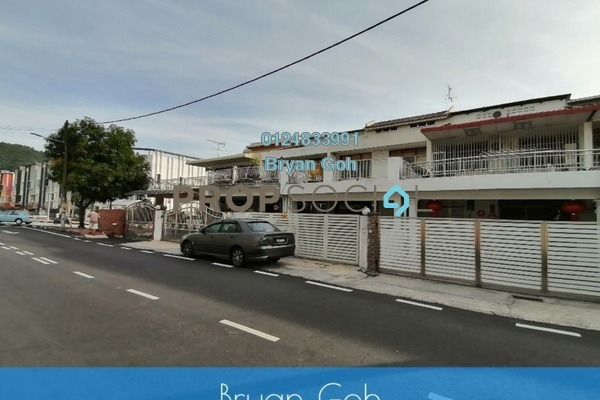 For Rent Terrace at Jalan Zoo, Air Itam Freehold Unfurnished 5R/2B 1.5k