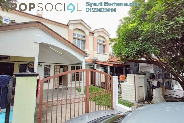 For Sale Terrace at Section 7, Bandar Mahkota Cheras Freehold Unfurnished 4R/3B 460k