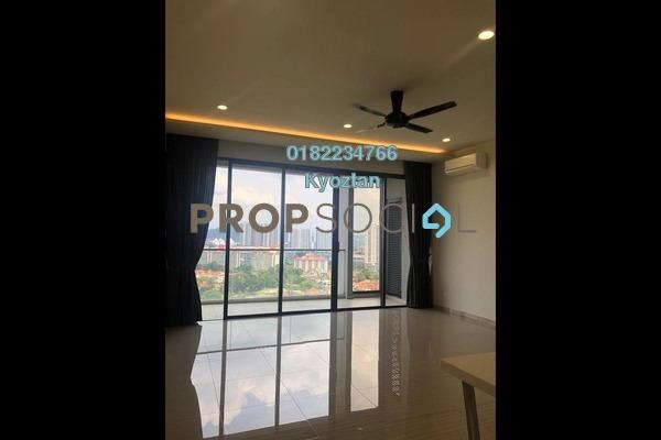 For Rent Condominium at Twin Arkz, Bukit Jalil Freehold Semi Furnished 3R/2B 3.3k