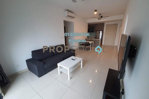 For Rent Serviced Residence at V Residence 2 @ Sunway Velocity, Cheras Freehold Fully Furnished 2R/2B 2.7k