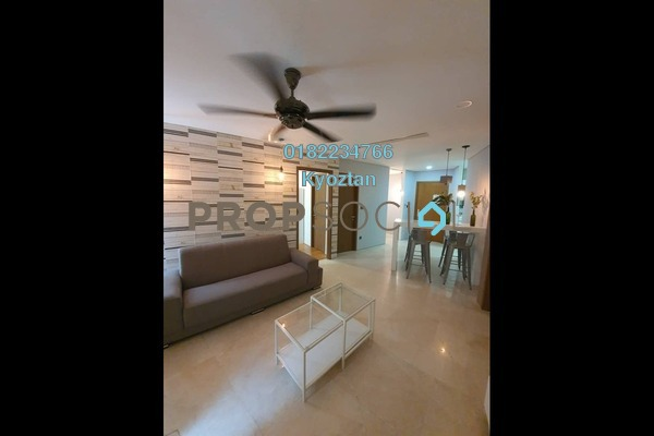 For Rent Serviced Residence at Vortex Suites & Residences, KLCC Freehold Fully Furnished 2R/2B 2k