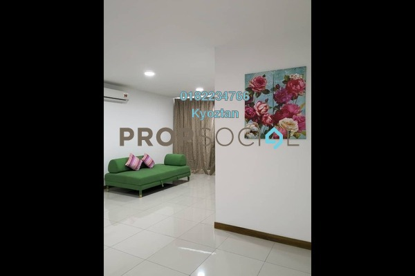 For Rent Condominium at KL Gateway, Bangsar South Freehold Fully Furnished 2R/2B 2.8k