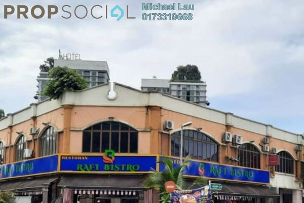 For Rent Shop at Section 13, Shah Alam Freehold Unfurnished 0R/0B 3.8k