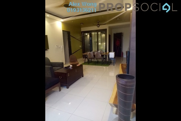 For Rent Condominium at Green Residence, Cheras South Freehold Fully Furnished 3R/4B 2.5k