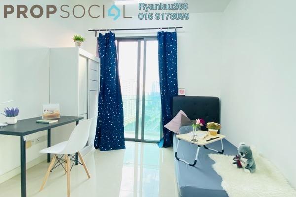 For Rent Condominium at Danau Kota Suite Apartments, Setapak Freehold Fully Furnished 4R/2B 700translationmissing:en.pricing.unit