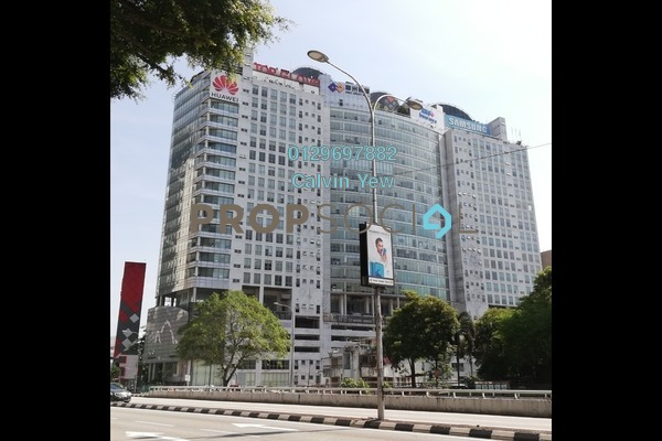 For Rent Office at The Icon, KLCC Freehold Unfurnished 0R/0B 16.5k