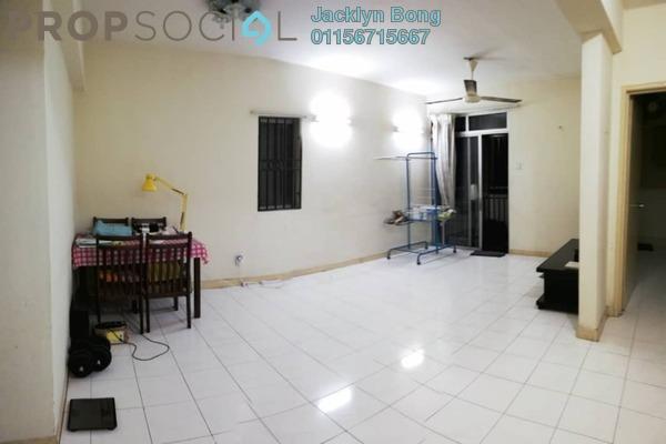For Rent Condominium at D'Aman Crimson, Ara Damansara Freehold Semi Furnished 3R/2B 1.6k