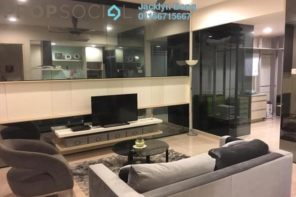 For Rent Condominium at Eve Suite, Ara Damansara Freehold Fully Furnished 1R/1B 1.5k