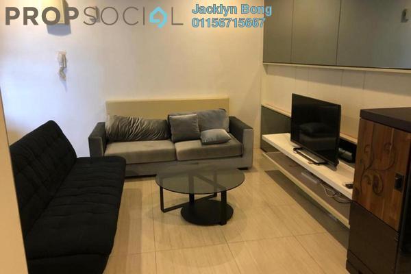 For Rent Condominium at Eve Suite, Ara Damansara Freehold Fully Furnished 0R/1B 1.45k