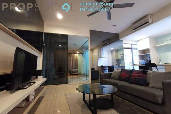 Condominium For Rent in Eve Suite, Ara Damansara Freehold Fully Furnished 1R/1B 1.6k
