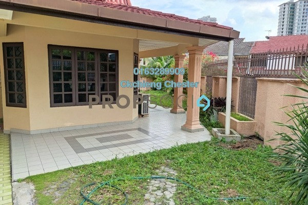 For Rent Terrace at SS15, Subang Jaya Freehold Fully Furnished 5R/3B 2.5k
