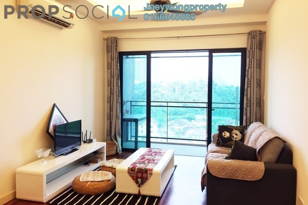For Rent Condominium at Residency V, Old Klang Road Freehold Fully Furnished 2R/2B 2.2k