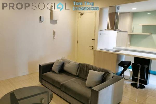For Rent Condominium at Eve Suite, Ara Damansara Freehold Fully Furnished 0R/1B 1.6k
