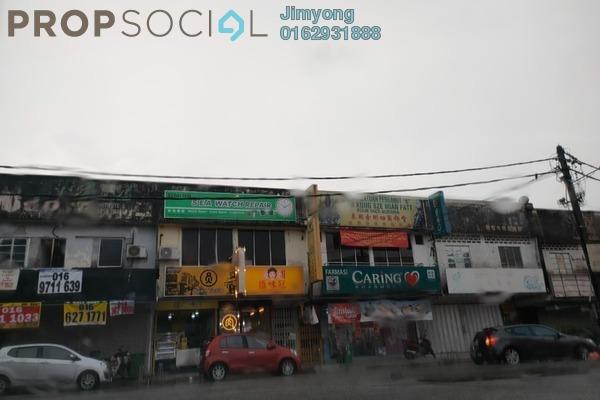 For Rent Shop at Taman SEA, Petaling Jaya Freehold Unfurnished 0R/1B 3.5k