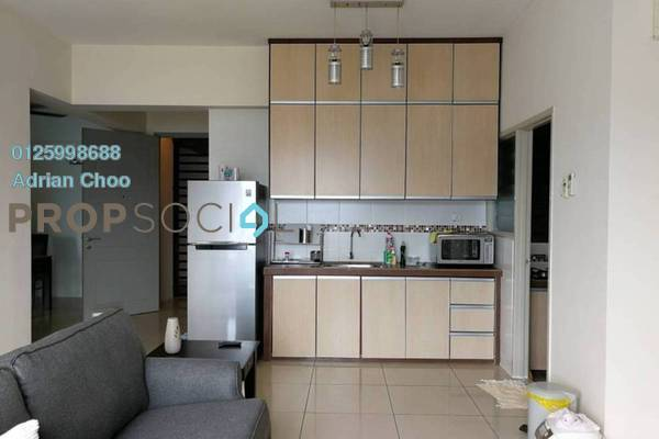 For Sale Condominium at Birch The Regency, Georgetown Freehold Fully Furnished 2R/2B 630k