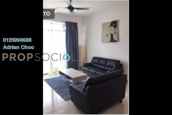 For Rent Condominium at Marinox Sky Villas, Seri Tanjung Pinang Freehold Fully Furnished 4R/2B 2.5k