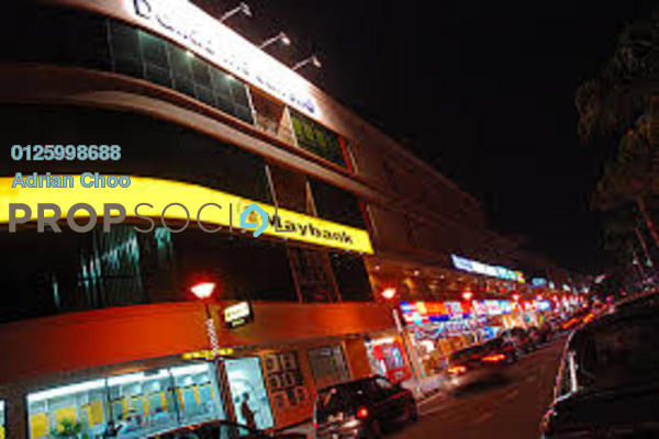 For Rent Office at i-Avenue, Bukit Jambul Freehold Semi Furnished 0R/0B 3.5k