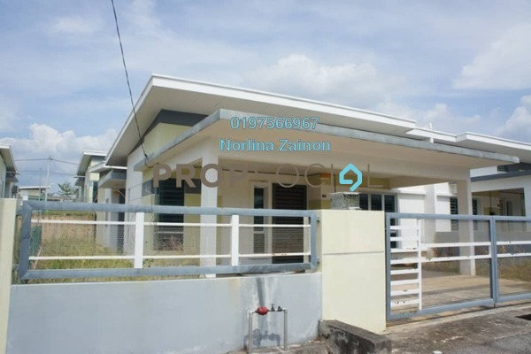 Semi-Detached For Sale in Bandar Puteri Jaya, Sungai Petani Freehold Semi Furnished 4R/2B 345k