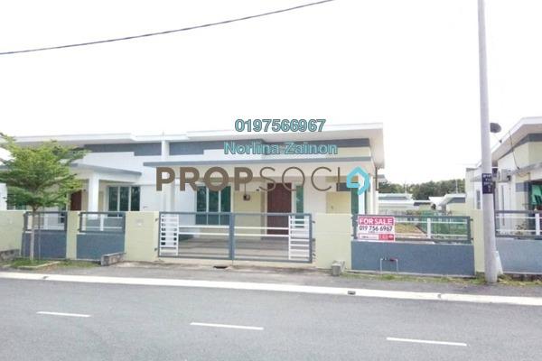 Semi-Detached For Sale in Bandar Puteri Jaya, Sungai Petani Freehold Unfurnished 4R/2B 350k