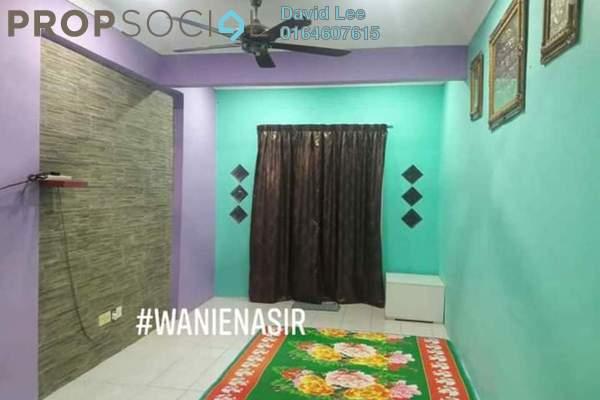 Apartment For Sale in Saujana Heights, Teluk Kumbar Freehold Semi Furnished 3R/2B 230k