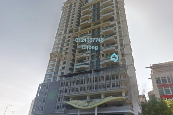 For Sale Condominium at Prince Tower @ 1 Borneo Condominium, Kota Kinabalu Freehold Unfurnished 4R/4B 533k