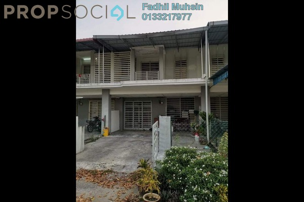 Terrace For Sale in Taman Iskandar Perdana, Seri Iskandar Freehold Unfurnished 4R/3B 280k