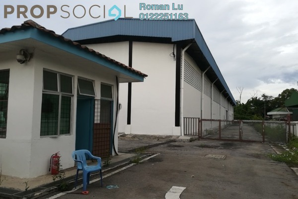 Factory For Rent in Taman Sri Muda, Shah Alam Freehold Unfurnished 1R/6B 30k