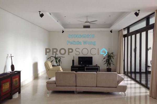Condominium For Rent in Gallery U-Thant, Ampang Hilir Freehold Fully Furnished 4R/4B 12k