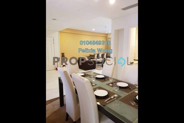 For Rent Condominium at Kondominium 8, Ampang Hilir Freehold Fully Furnished 2R/2B 4.5k
